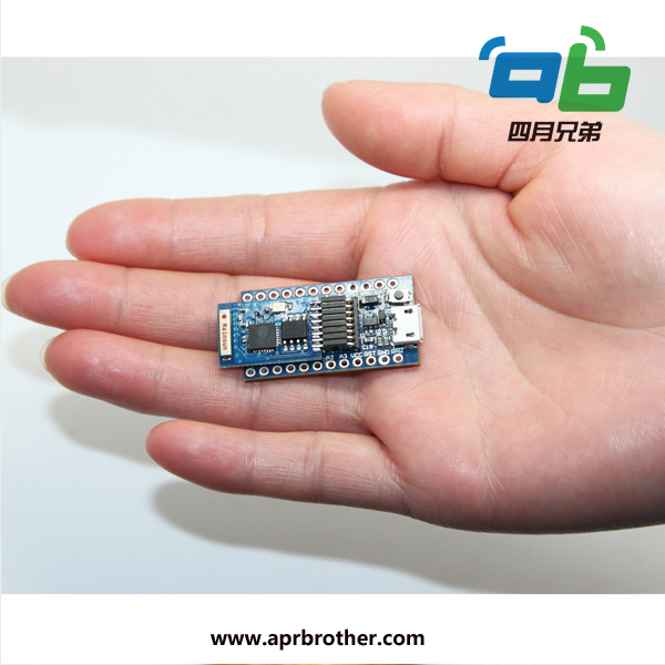 Cactus Micro arduino compatible board plus WIFI chip esp8266
